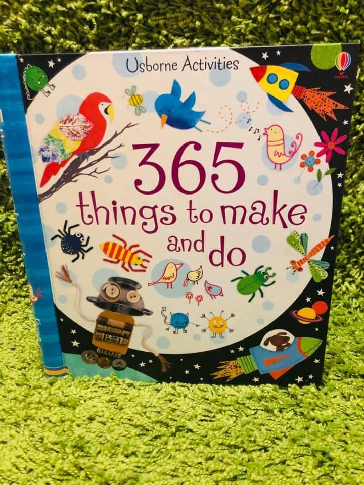 Usborne books 365 things to make and do