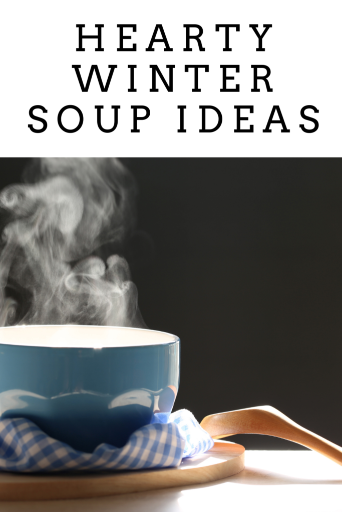 Hearty Winter Soup Ideas. There's nothing better than digging into warm soup on a cold winter night, here are some winter soup recipes