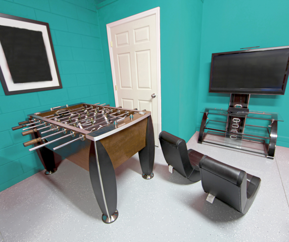 home games room