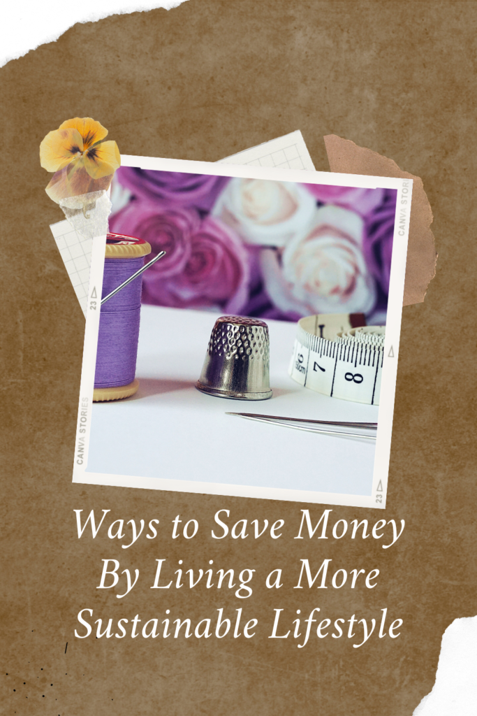 Ways to Save Money By Living a More Sustainable Lifestyle. It may seem like living green might be expensive, but that isn't the truth.