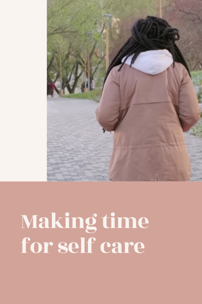 It is so important to make time for ourselves and have some self-care. It is too easy to forget about this with juggling families and work.