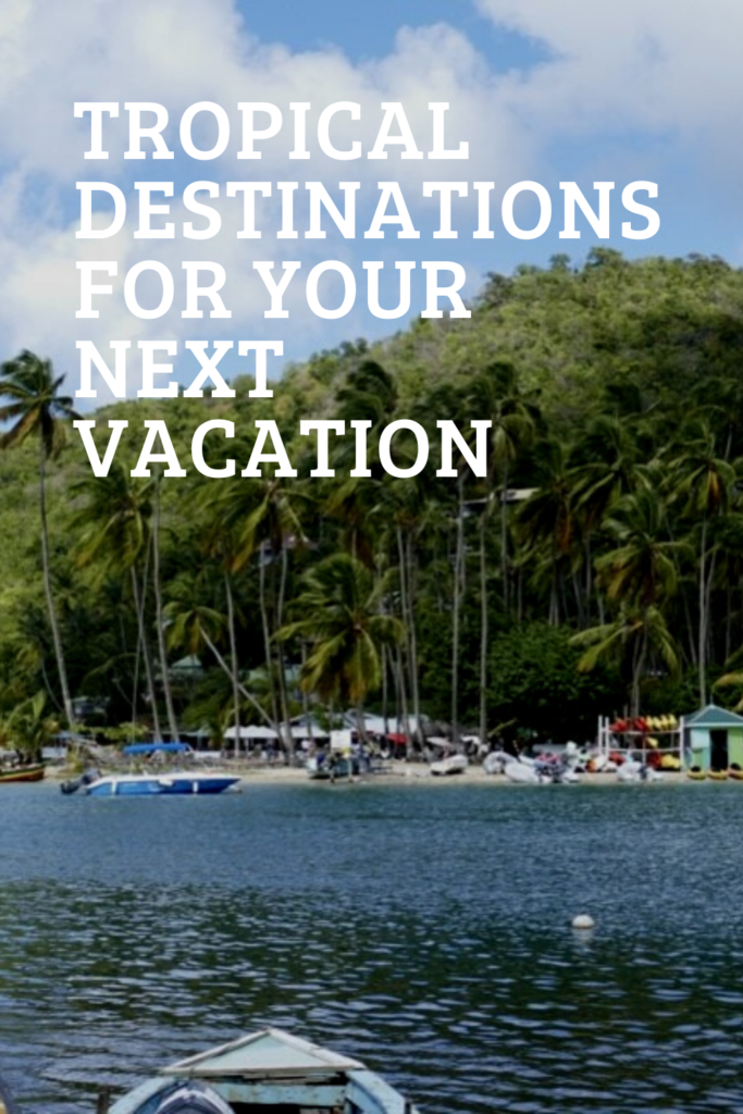 Tropical destinations are unique in their own way, and they all have different things to offer visitors. Here are some tropical vacation ideas