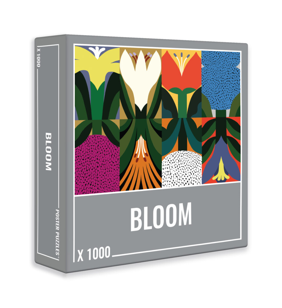 cloudberries bloom jigsaw