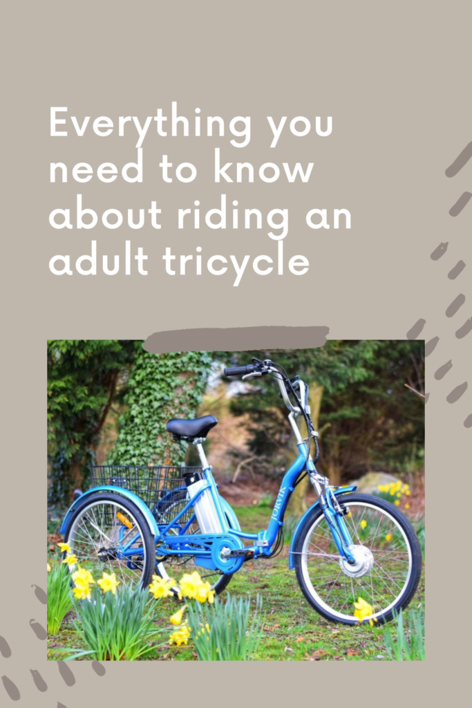 Everything you need to know about an adult tricycle. Tricycles are increasing, with cyclists realising they are a safer and accessible option