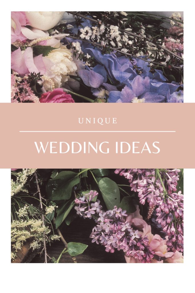 Wedding ideas, some fresh wedding ideas from unique lighting, favours, micro weddings for an intimate feel and natural elements