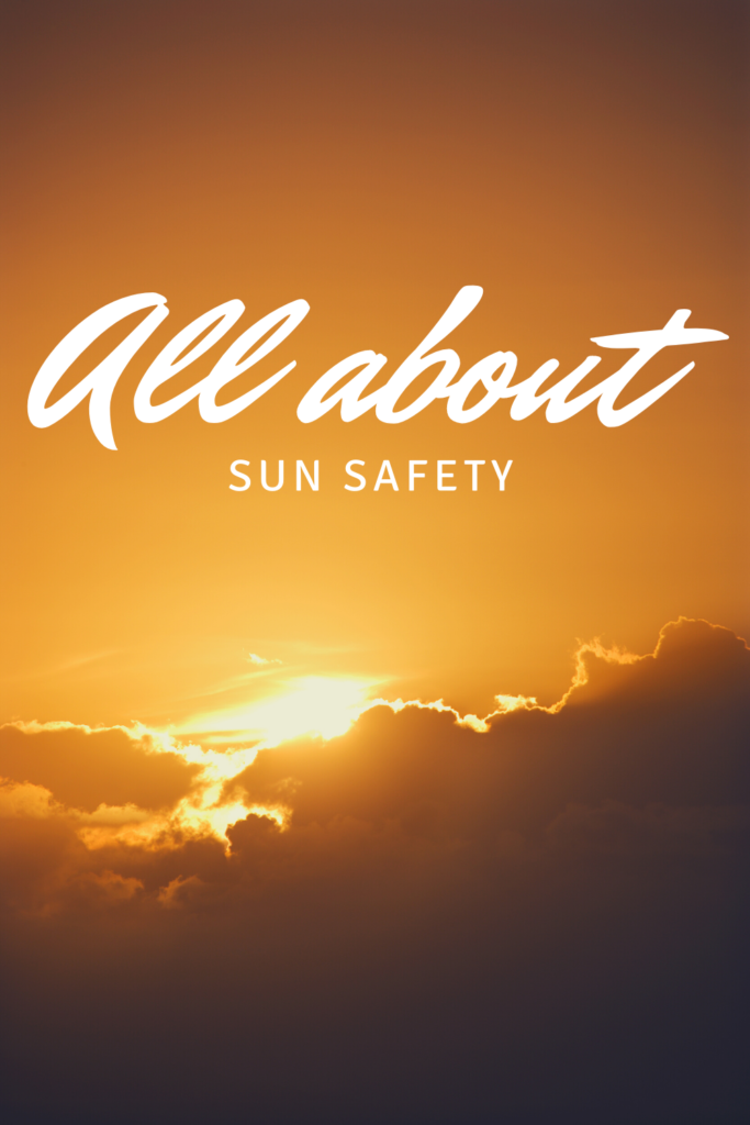 Several tips that can help you to enjoy the sun without putting your health at risk. Here is everything you need to know about sun safety.