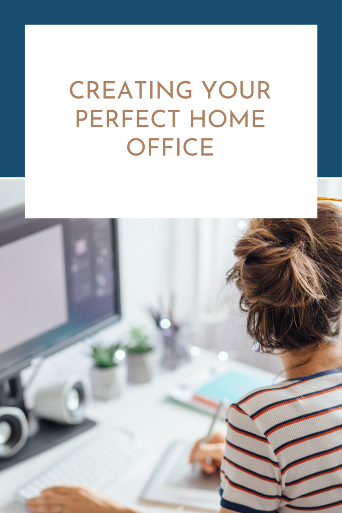 If you're busy wondering how to set up the perfect home office, you may find these suggestions useful for being productive working from home
