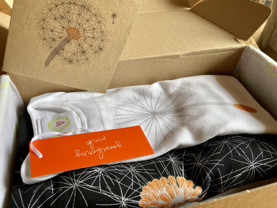 the gooseberry pink pregnancy gift box